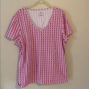 Talbots short sleeve tee shirt